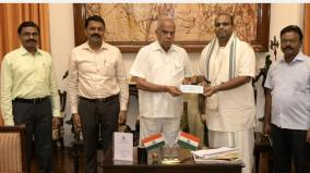 banwarilal-purohit-released-a-sum-of-rs-2-crore-to-provide-breakfast-for-corporation-school-students