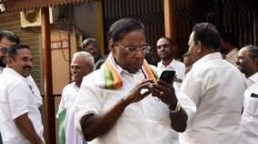 disgruntled-congress-volunteers-and-administrators-waiting-chief-minister-overseer