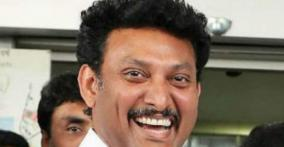 anbil-magesh-poyamozhi-incharge-of-trichy-south-dmk