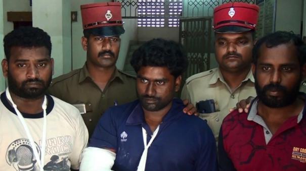 3-arrested-in-congress-partyman-s-mureder-case