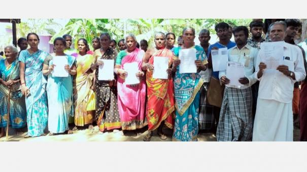 local-body-election-issue-in-theni