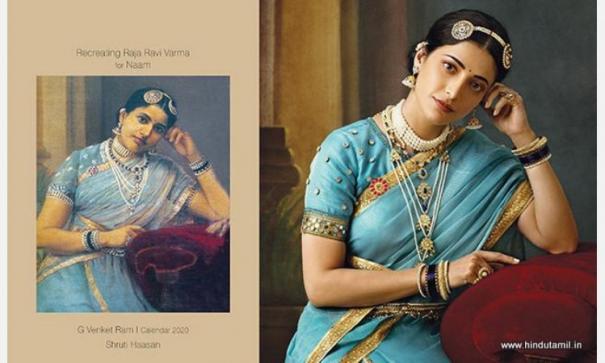 11-women-actors-and-dancers-recreate-raja-ravi-varma-paintings