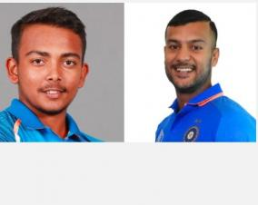 shaw-and-agarwal-in-pandey-out-india-sent-into-bat-in-first-odi