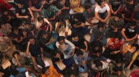puduchery-central-university-students-protest-against-fee-hike