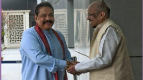 sri-lankan-prime-minister-mahinda-rajapaksa-arrives-in-new-delhi