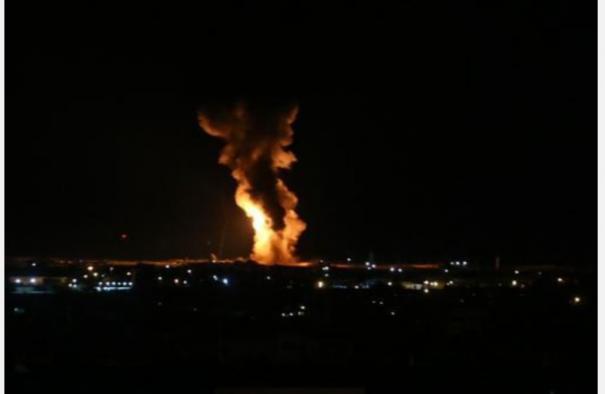israel-attacks-hamas-terror-targets