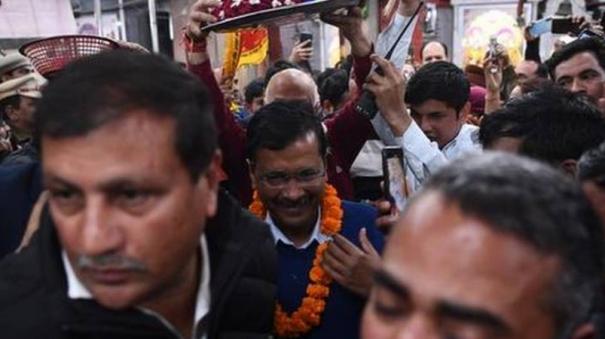 hanuman-chalisa-helped-aap-win-delhi-polls-j-k-bjp-leader