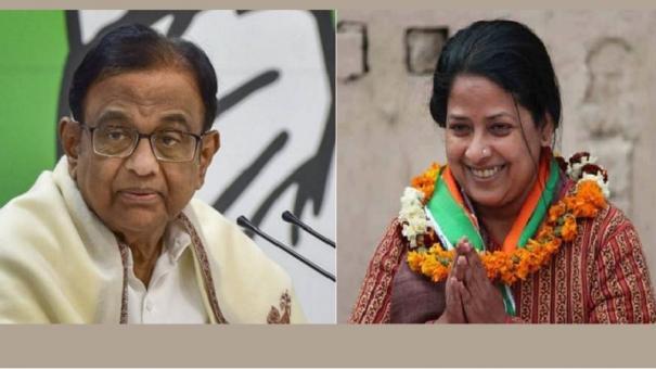 delhi-results-chidambaram-draws-flak-from-pranab-s-daughter-over-reaction-to-app-win