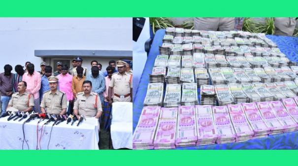 8-people-arrested-for-cheating-selling-atchaypathiram-as-carton-box-for-rs-2-10-crore