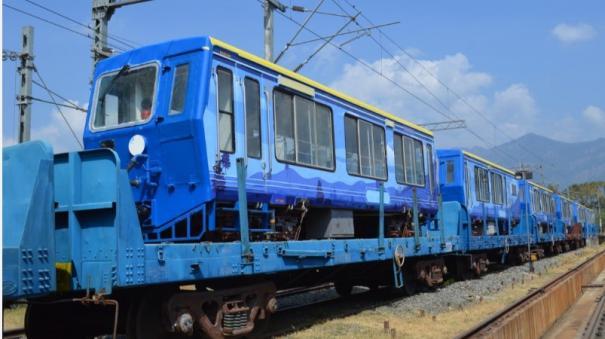 28-compartments-for-nilgiris-mountain-train-between-udaika-and-coonoor-for-summer-season