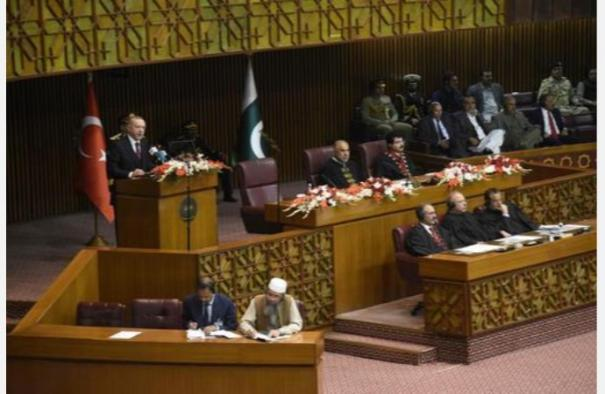 erdogan-raises-kashmir-in-pak-parliament-says-issue-close-to-both-countries