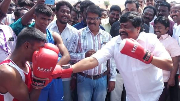 minister-rajendra-balaji-boxing