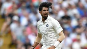 ishant-passes-fitness-test-to-join-indian-team-in-nz-for-test-series