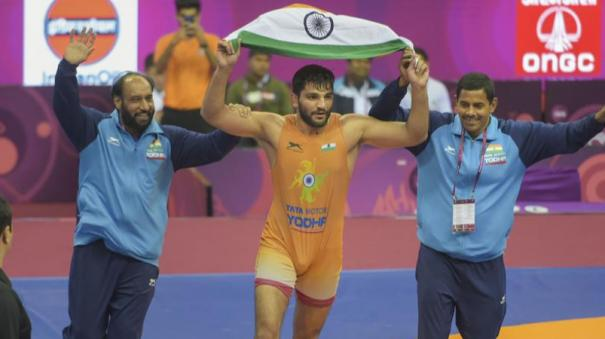 sunil-wins-gold-in-asian-wrestling-c-ships-beaks-27-year-wait-for-india-in-greco-roman