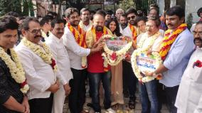 maanadu-shooting-begins-in-chennai