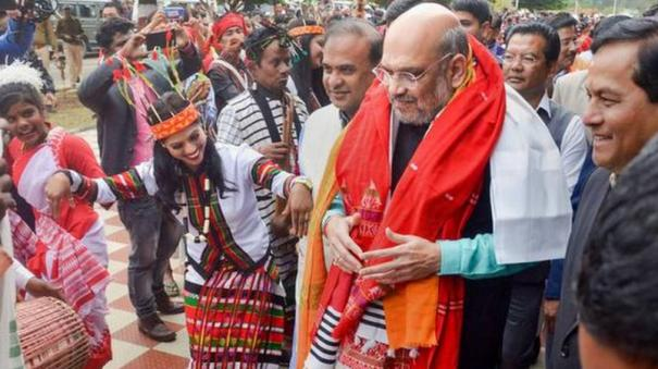 china-objects-to-home-minister-amit-shah-s-visit-to-arunachal-pradesh-india-dismisses-claims