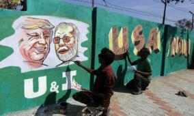 not-70-lakh-but-one-lakh-to-attend-trump-roadshow