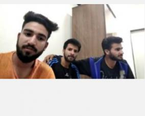 three-kashmiri-students-arrested-rama-sena