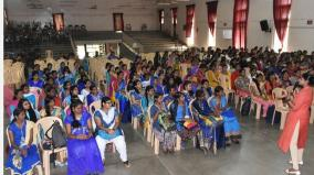 drama-scholar-mu-ramasamy-s-speech-in-lady-doak-college