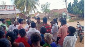 village-youth-protest-seeking-permission-to-conduct-kabadi