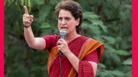 Govt waived loans of capitalist friends, alleges Priyanka