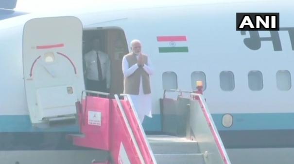prime-minister-narendra-modi-arrives-in-ahmedabad