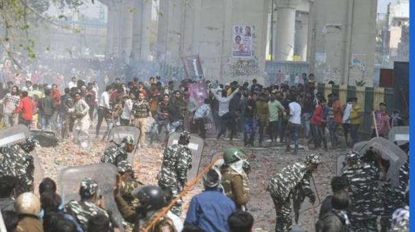 northeast-delhi-clashes-delhi-police-appeals-to-people-to-maintain-peace