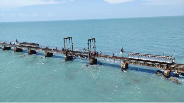 pamban-railway-track-work-will-be-completed-shortly-officials-say