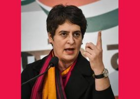 govt-failed-to-maintain-peace-in-delhi-amit-shah-must-resign-priyanka-at-cong-march