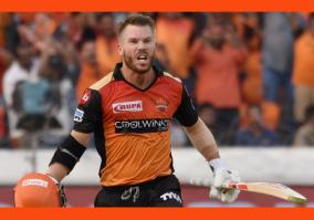 ipl-2020-david-warner-reinstated-as-sunrisers-captain