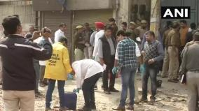 a-team-of-delhi-forensic-science-laboratory-collects-evidence-from-municipal-councillor-tahir-hussain