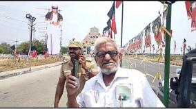 traffic-ramasamy-warns-of-action-against-illegal-banners-in-virudhunagar