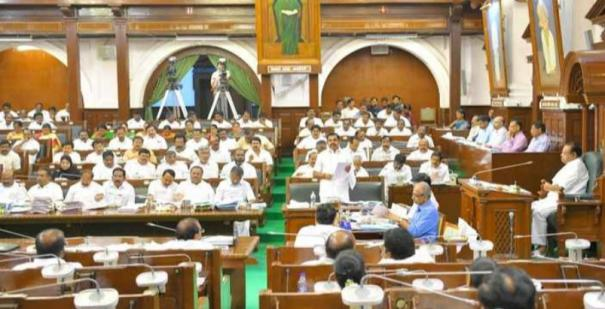 assembly-session-on-march-9-to-april-9-speaker-dhanapal