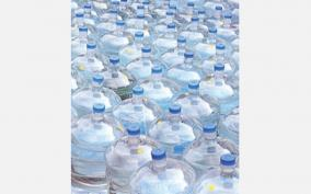 can-water-manufacturers-protest