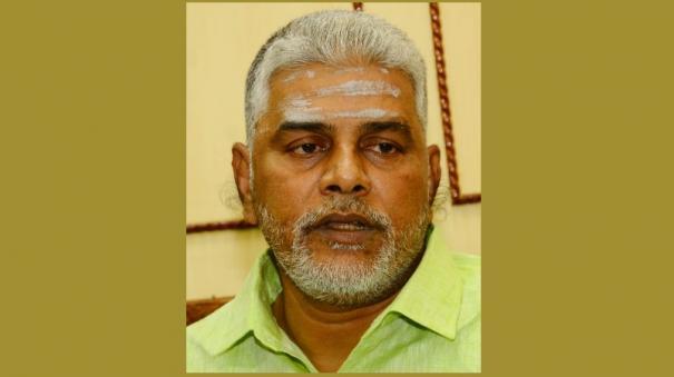 puduchery-minister-kamalakannan-s-cell-phone-stole-by-unkonown-persons