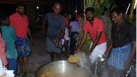 vadakkampatty-muniyandi-temple-biryani-festival
