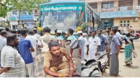 ilayankudi-driver-attacked-for-riding-the-bus-in-a-boozed-condition