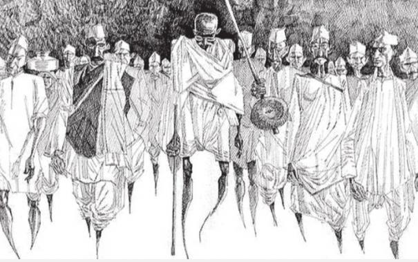 sathyagraha-history