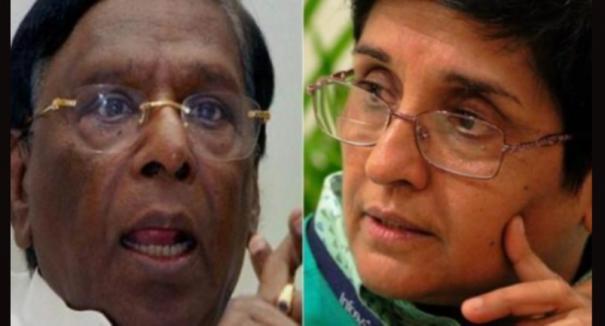 Kiranbedi on 33% reservation for women