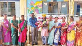 ramnad-government-school-student-honoured-by-teachers-for-her-excellence-in-all-quarters