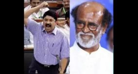 dayanidhi-about-rajini-s-political-stand