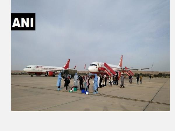 over-230-indians-evacuated-from-iran-quarantined-at-army-wellness-centre-in-jaisalmer