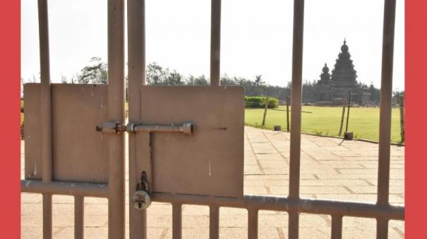 corona-mahabalipuram-tourist-places-closed