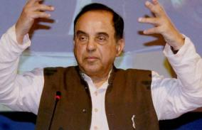 subramanian-swamy-demands-a-one-year-exemption-for-all-bank-loans