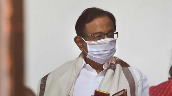 chidambaram-calls-for-immediate-lockdown-of-all-towns-cities-for-2-4-weeks
