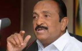 will-new-cghs-hospital-setup-in-tamilnadu-vaiko-asks-center