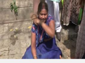 nirbhaya-convict-s-wife-faints-outside-court-in-delhi