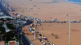 besant-nagar-marina-beach-link-road