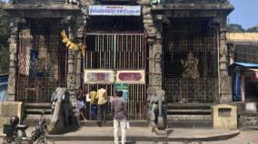corono-virus-4-temples-in-tenkasi-shut