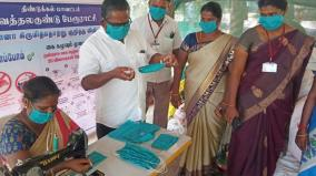 masks-being-produced-for-free-distribution-in-batlagundu